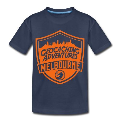 GCMelb vector - Toddler Premium T-Shirt