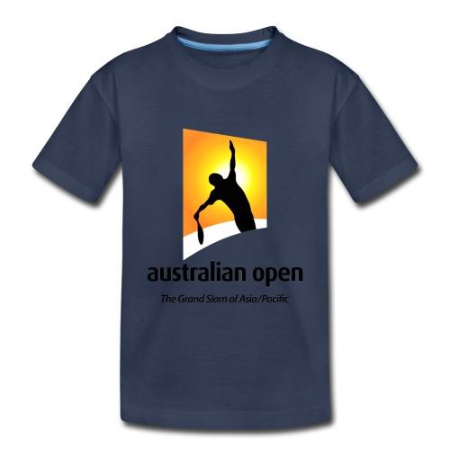 AUSTRALIA OPEN LOGO 2 - Toddler Premium T-Shirt