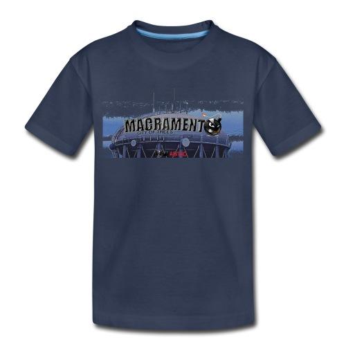 MACRAMENTO - Toddler Premium T-Shirt