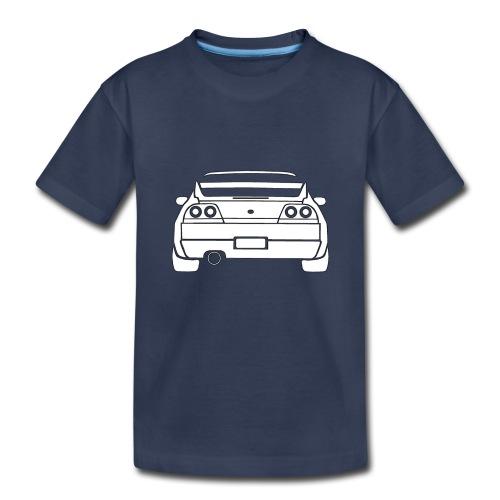 skyline r33 - Toddler Premium T-Shirt