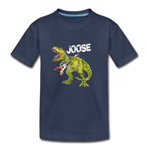 JOOSE T Rex white - Toddler Premium T-Shirt