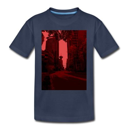 Bloody Vancouver - Toddler Premium T-Shirt