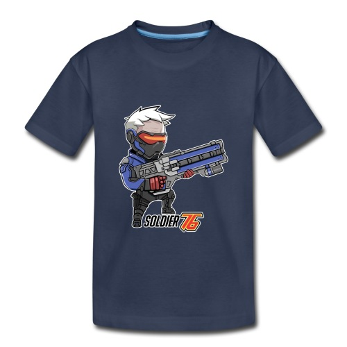 Soldier 76 - Toddler Premium T-Shirt