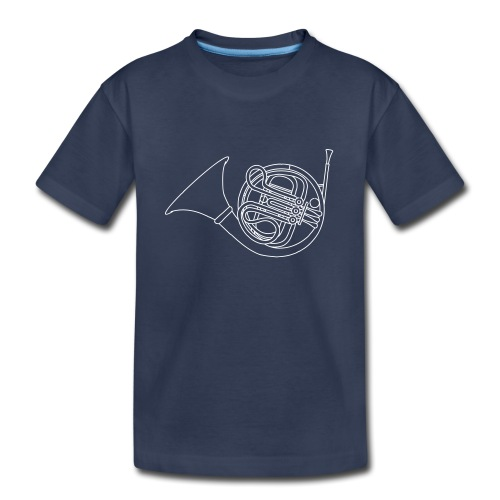French horn brass - Toddler Premium T-Shirt