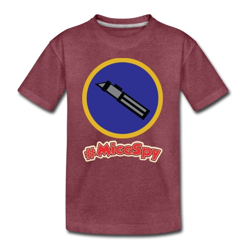 Star Wars Launch Bay Explorer Badge - Toddler Premium T-Shirt