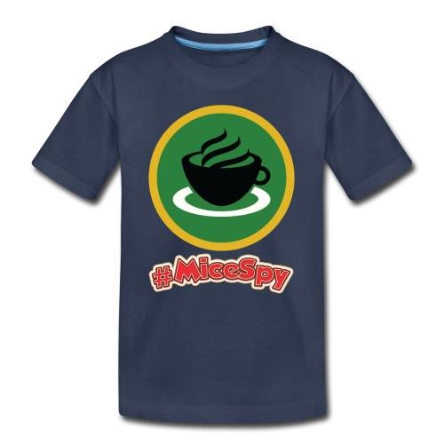 Market House Explorer Badge - Toddler Premium T-Shirt