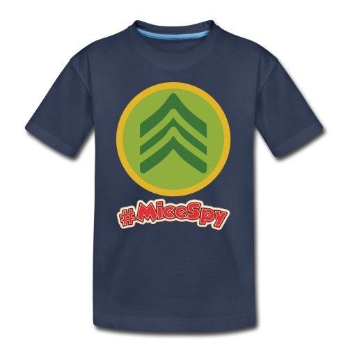 Sarges Surplus Hut Explorer Badge - Toddler Premium T-Shirt