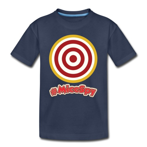 Shootin Gallery Explorer Badge - Toddler Premium T-Shirt