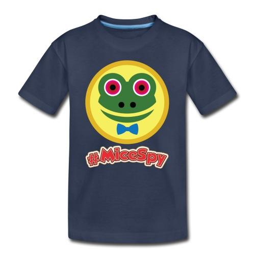 Mr Toad Explorer Badge - Toddler Premium T-Shirt