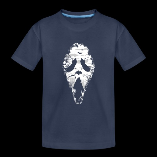 Reaper Screams | Scary Halloween - Toddler Premium T-Shirt