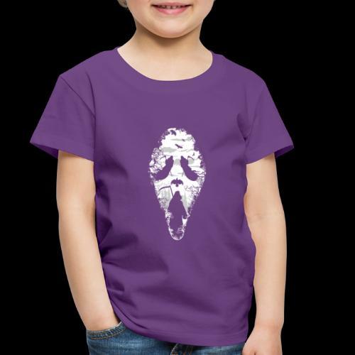 Reaper Screams   Scary Halloween - Toddler Premium T-Shirt