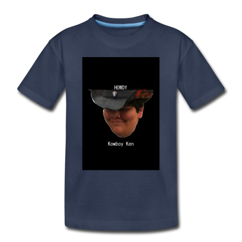 Howdy - Toddler Premium T-Shirt