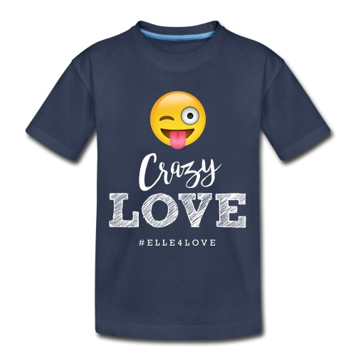 Crazy Love - Toddler Premium T-Shirt