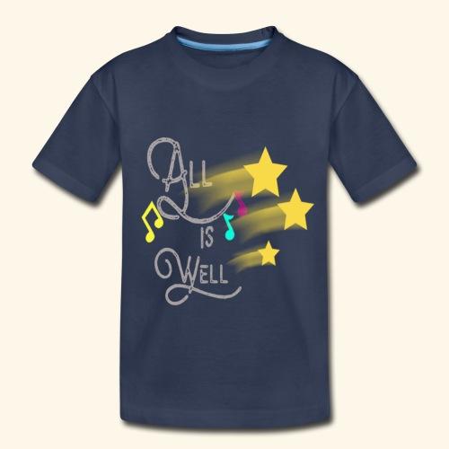 greyalliswell - Toddler Premium T-Shirt