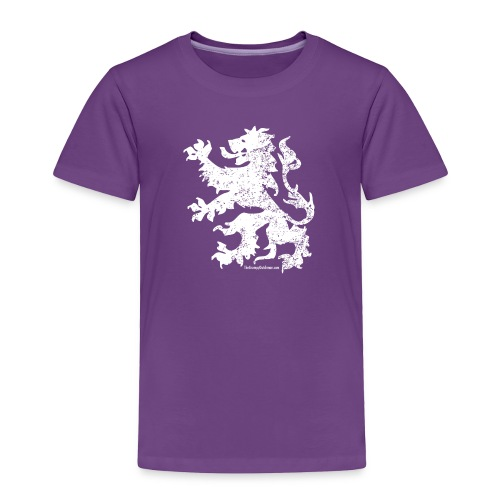 Dutch Lion (white) - Toddler Premium T-Shirt