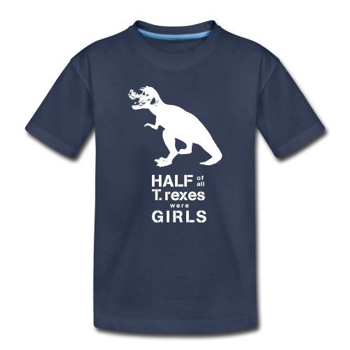Tyrannosaurus Rex - Toddler Premium T-Shirt