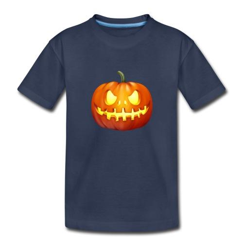 halloween-pumpkin - Toddler Premium T-Shirt