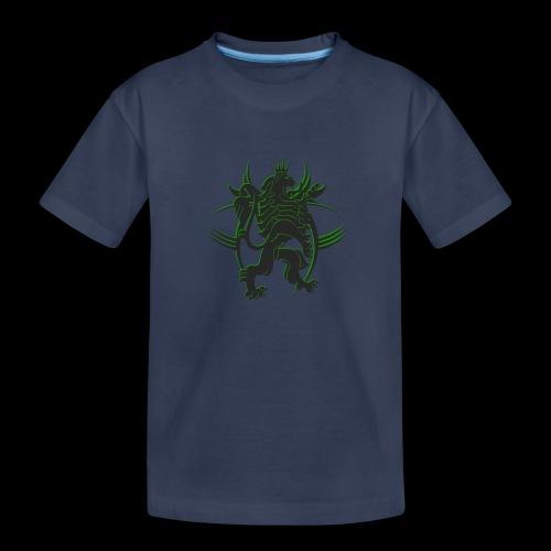 The AfrLoy logo - Toddler Premium T-Shirt