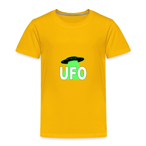 ufo - Toddler Premium T-Shirt