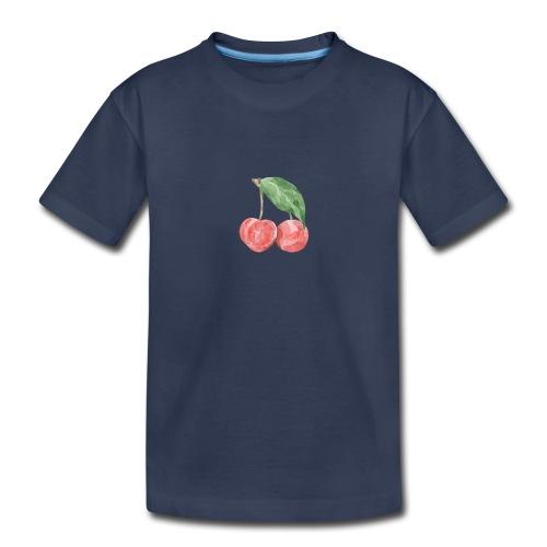 Cherries - Toddler Premium T-Shirt