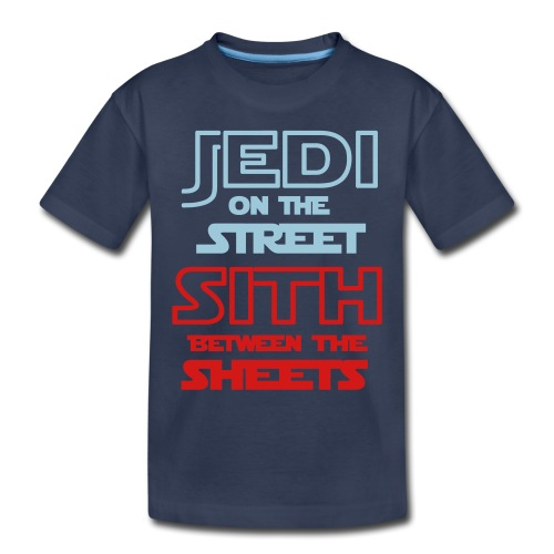 Jedi Sith Awesome Shirt - Toddler Premium T-Shirt