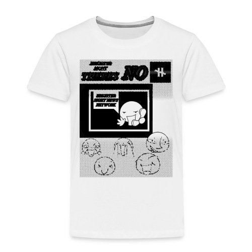 BRIGHTER SIGHT NEWS NETWORK - Toddler Premium T-Shirt