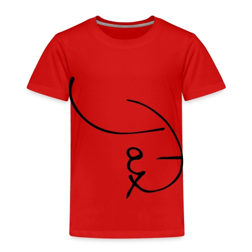 Jax-T Shorthand Signature Shirt - Toddler Premium T-Shirt