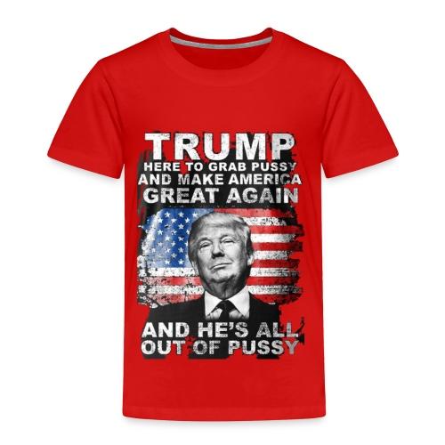 Trump Won! - Toddler Premium T-Shirt