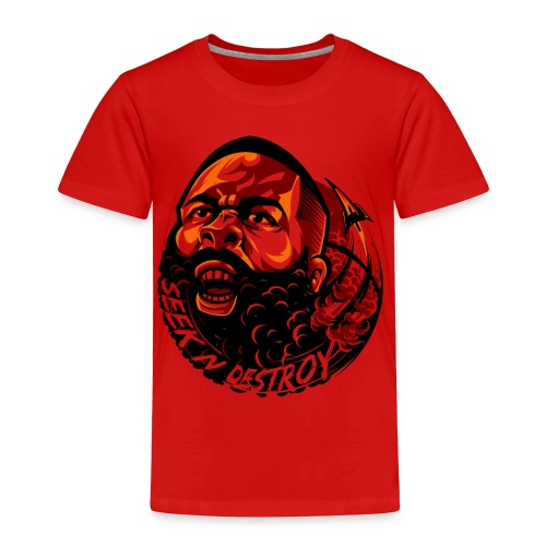 BEARD - Toddler Premium T-Shirt