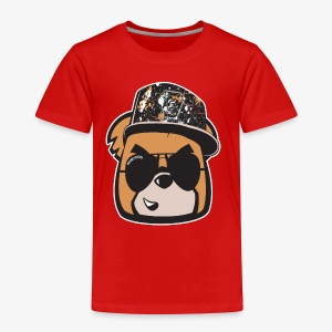 Bearly Fresh FACEONLY - Toddler Premium T-Shirt
