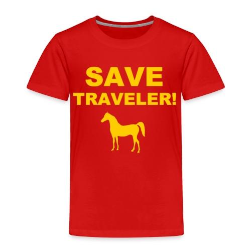 Save Traveler - Toddler Premium T-Shirt