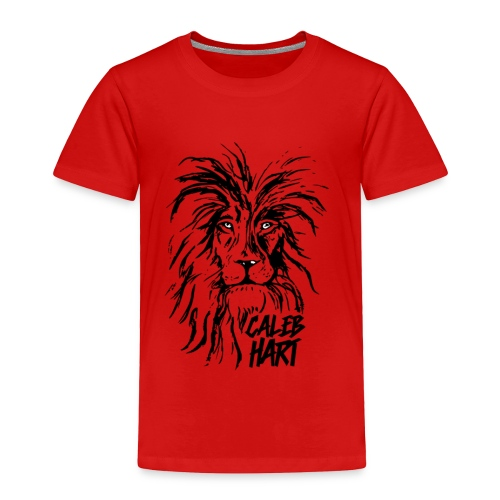 Caleb Hart - Lion - Toddler Premium T-Shirt