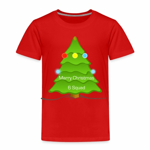 {{LIMITED EDITION}} Christmas! merch - Toddler Premium T-Shirt