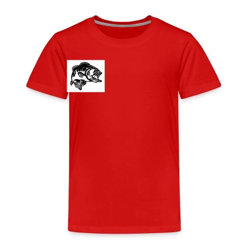 Cole Thompson Outdoors Logo - Toddler Premium T-Shirt