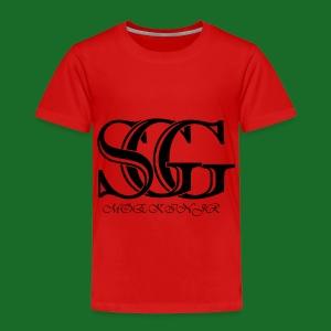 SGG Member MoekinJr - Toddler Premium T-Shirt
