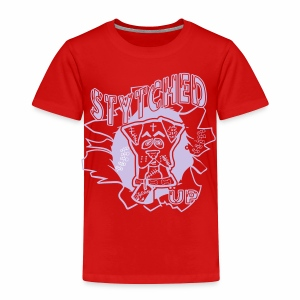 STYTCHED UP - Toddler Premium T-Shirt