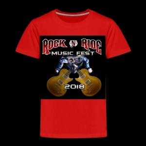 RocknRide Design - Toddler Premium T-Shirt