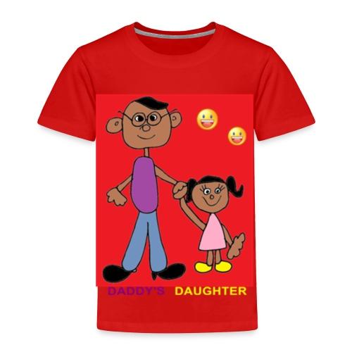 Dad's daughter - Toddler Premium T-Shirt