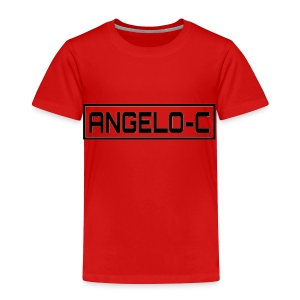 red angelo clifford shirt - Toddler Premium T-Shirt