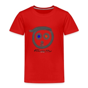 Blue, red FuuSilly - Toddler Premium T-Shirt