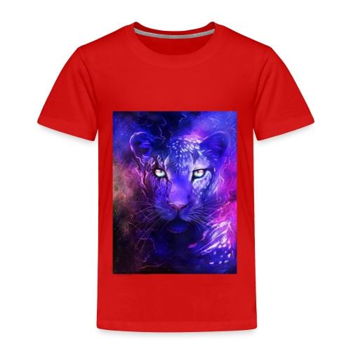 glowing leopard - Toddler Premium T-Shirt