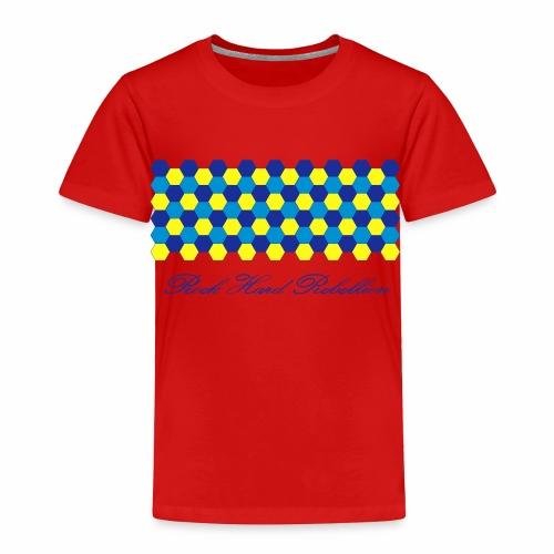 rock hard rebellion - Toddler Premium T-Shirt
