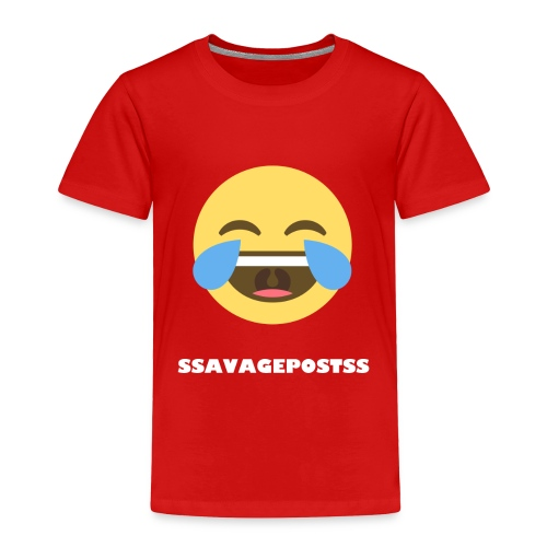 Men's Apparel - Toddler Premium T-Shirt