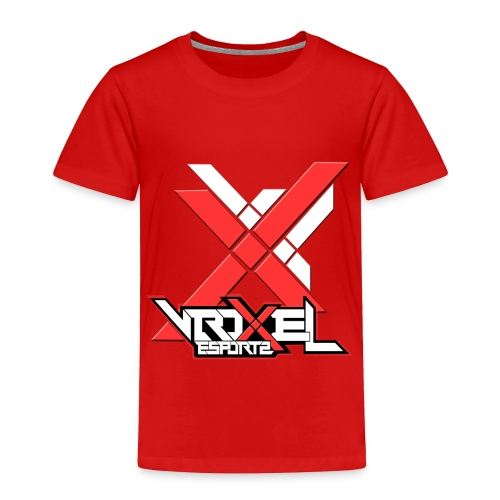 VXL Red Collection - Toddler Premium T-Shirt