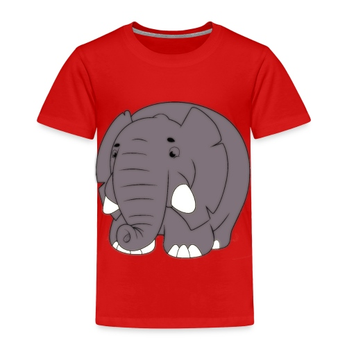 Sammy the Elephant - Toddler Premium T-Shirt