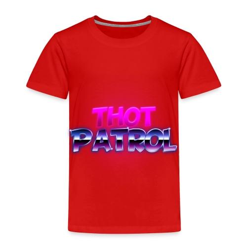 Thot Patrol - Shirt - Toddler Premium T-Shirt