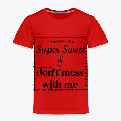 Delightful Blend - Toddler Premium T-Shirt