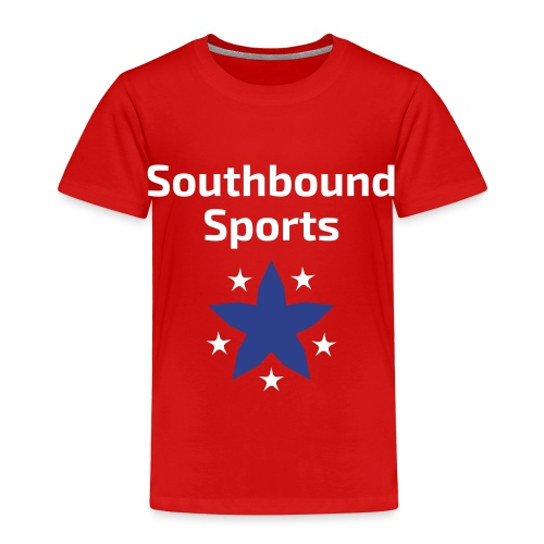 Southbound Sports Stars Logo - Toddler Premium T-Shirt