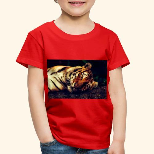 tiger 2530158 1920 - Toddler Premium T-Shirt