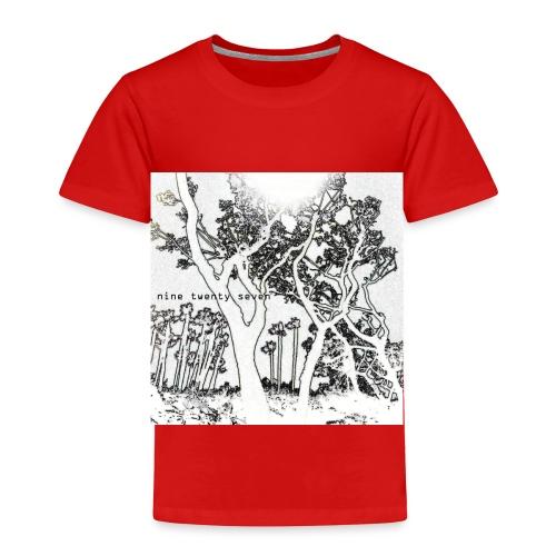 Nine Twenty Seven - Trees - Toddler Premium T-Shirt